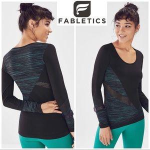 Fabletics Demi Faye Lovato Active Long Sleeve Top